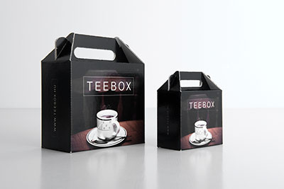 Packaging design tea products